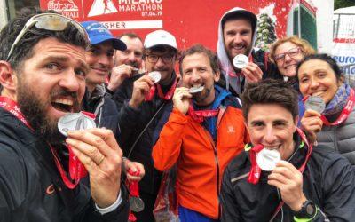 Milano Marathon: che emozione correrla al fianco dei miei allievi!